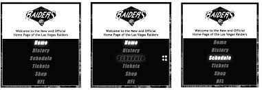 Las Vegas Raiders on Behance