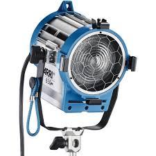Arri 4 Light Kit Arri 650w Plus Tungsten Fresnel 120 240 Vac