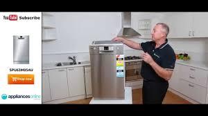 Slimline Kitchen Appliances Spu63m05au Bosch Slimline Dishwasher Reviewed By Expert