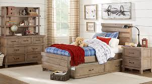 ... Kids Furniture, Boy Bedroom Sets Kids Bedroom Sets Ikea Window Montana  Driftwood 5 Pc Twin ...