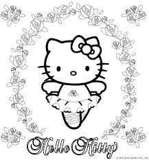 kitties coloring pages color o kitty of free printable cute kitten colouring to print kitties coloring pages