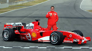 His ski accident came just over a year after he retired from f1 in 2012. Logo Das Ist Michael Schumacher Zdftivi