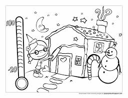 Merry Christmas Coloring Pages Printable Cool Coloring Pages Ideas
