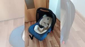 Автокресло (<b>люлька</b>-<b>переноска</b>) <b>Happy baby</b> Skyler купить в ...