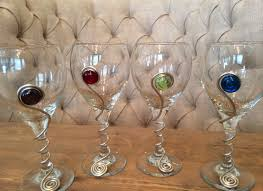 Wine Glass Decorating Designs Sandy Buffie Designs Wine Glass Decorating Thursday Girls Night out 38