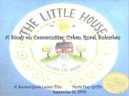 1 A Study on Communities: Urban, Rural, Suburban A Second Grade ...