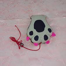 Plyšové Hračky Elastický Boty Na Tlapky Látka Bavlna Pro Kočka