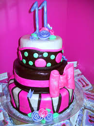 birthday cakes for girls 11th birthday. Perfect Girls Girls 11th Birthday Cake Throughout Cakes For K