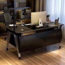 boss tableoffice deskexecutive deskmanager. Boss Desk Single Tempered Glass Computer Table Simple Modern Executive Office Furniture Tableoffice Deskexecutive Deskmanager B