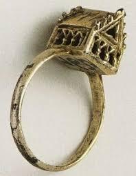 jewish wedding ring vine gold rings antique rings