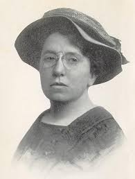 EMMA GOLDMAN: I, too, am in favour of organization in principle. However, I fear that sooner ... - portrait_emma_goldman