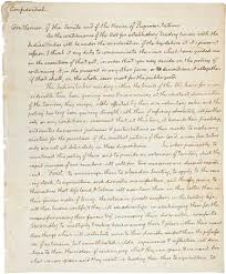 lewis and clark thematic lessons thomas jefferson letter to congress