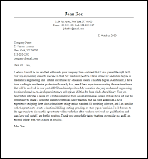 cnc machinist cover letter sle