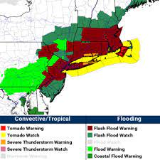 flash flood warnings ...
