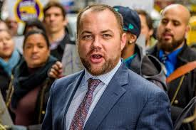 Corey Johnson proposes breaking up the MTA
