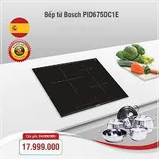 Bếp từ Bosch PID675DC1E series 8 có gì đáng mua - Welcome - Liferay