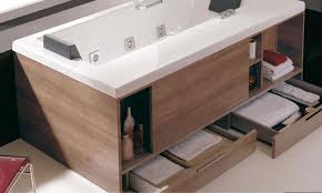 innovative furniture ideas. convenient innovative bathtub with style great bathtubs drawers bathroom furniture ideas