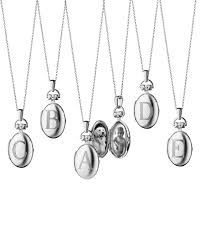 gallery previously sold at bergdorf goodman neiman marcus women s initial necklaces women s lockets