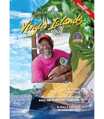 Yachtsman Chart Book The 2017 2018 Cruising Guide To The Virgin Islands