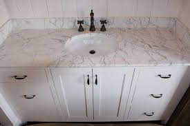 white carrara marble bathroom. White Carrara Marble Vanity Bathroom