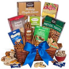 international snack gift basket clic