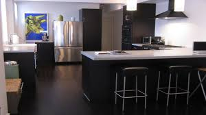 black engaging dark cork flooring bathroom bamboo flooring and their care with water for kitchen furniture
