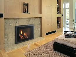 escape insert installing gas fireplace interior wall