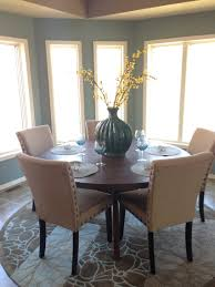 Kitchen Eating Area My Kitchen Eating Area West Elm Table Dock 86 Chairs Jemily