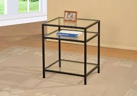 black side table with drawer ikea glass round metal accent end shelf kitchen beautiful tabl