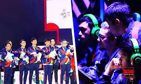 SEA Games : Tinalo ng Team Sibol ang Thailand sa DOTA 2
