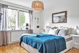 dormitorios colores neutros y azul