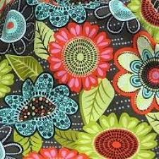 Vera Bradley New Patterns Awesome 48 New Patterns Vera Bradley Fabric Remnant 48% Cotton FLOWER