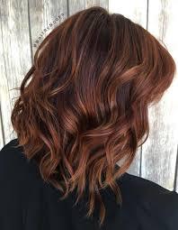 Layered Dark Brown Hairstyle With Medium