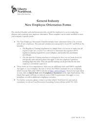 Sample Orientation Checklist For New Employee 9 New Employee Orientation Checklist Examples Pdf Examples