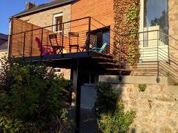 Passerelles Mezzanines Terrasses Terrasse Suspendue Ipn L