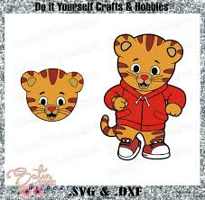 I've put together a collection of my favorite svg images, designers she recently has started posting pictures of her late mother's paintings, a beautiful collection of watercolors and acrylics. Daniel Tiger Design Svg Files Cricut Silhouette Studio Digital Cut Files