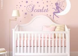 fairy wall decal baby girl room nursery sticker personalized name wall on personalized name wall art for nursery with 14 baby wall art decals wall decal baby nursery wall art girl or