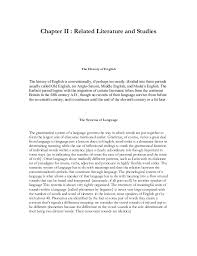 Thesis Essay Example Sample Chapter 123 Thesis Essay