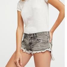 One Teaspoon Clothing Size Chart Nwot One Teaspoon Camden Bonitas Shorts