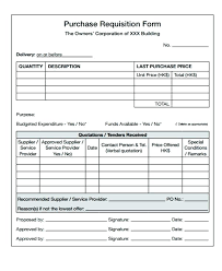 Requisition Form Example Cool Purchase Requisition Template Tacca