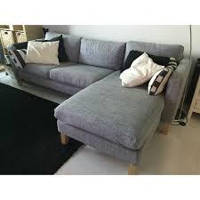 ikea karlstad l shaped sofa furniture