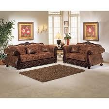 Brown sofa sets Guest Room Thumbnailaspfileu003dassetsimagesumfmoraimajpgmaxxu003d400maxyu003d400 Ashley Furniture Homestore Piece Brown Elegant Sofa Set