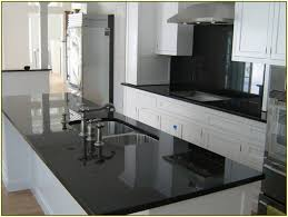 backsplash material brown finished wooden cabinet granite countertop solid wood floor mounted single bowl sink cambria