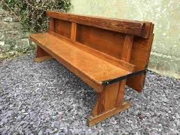 Flip Furniture The Penderyn Furniture Co Pitch Pine Flip Over Table Pew