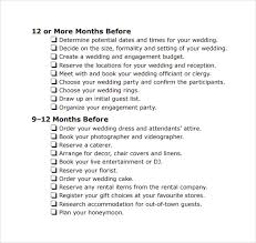 sample wedding checklist 12 documents in pdf, word Wedding Rental Checklist downloadable wedding checklist template wedding rentals checklist
