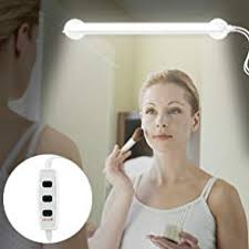 unique bathroom lighting fixture. LED Vanity Mirror Light, Portable Lights Makeup Light Bathroom Lighting Kit With Brightness Unique Fixture M
