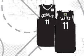 Nets head coach steve nash said irving (conditioning) will practice tuesday and he's hopeful the star guard will be available for wednesday's game in cleveland, malika andrews of espn.com reports. Nets Trolling Knicks With Kyrie Irving Jersey Giveaway At Barclays How Could You Think That Netsdaily