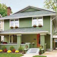 green exterior house paintBest Exterior Paint For Houses  exprimartdesigncom