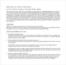 How To Write Proposal Writing A Proposal Example Sample Proposal For ...