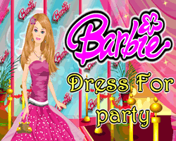 barbie princess dress for party